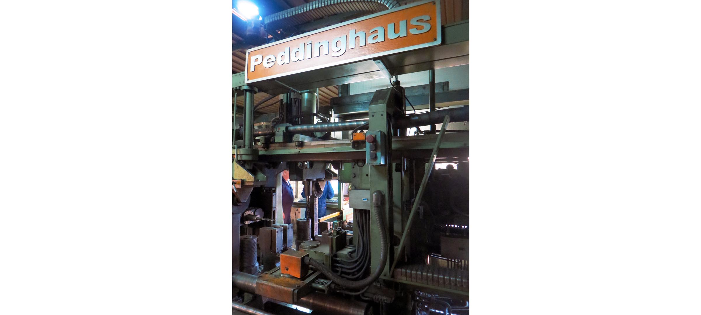 CNC 3-axis drilling